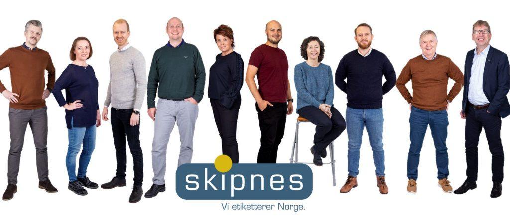 Skipnes-ansatte